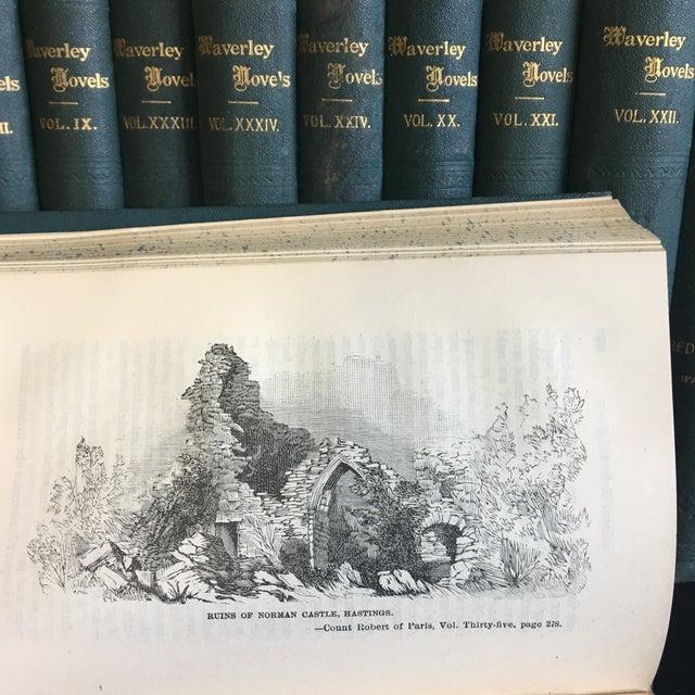 1900 Waverly Novels - Set of 30 For Sale - Image 9 of 11