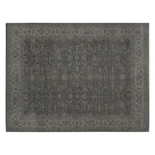 "Stark Studio Rugs Traditional Oriental Wool Rug - 8'11"" X 11'9"" For Sale"