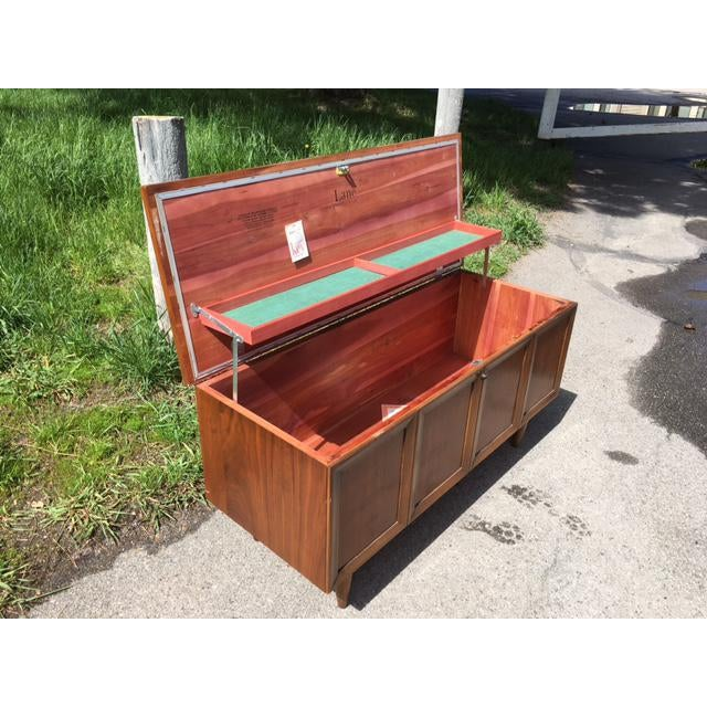 Lane Furniture Lane Sweetheart Hope Chest For Sale - Image 4 of 11