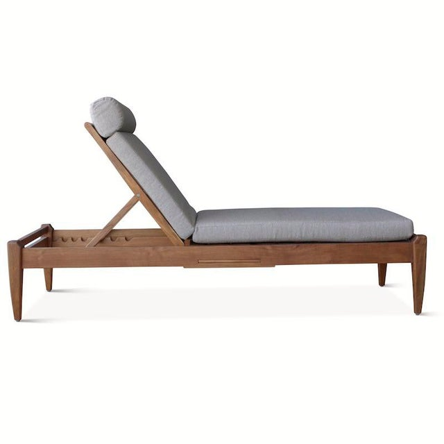 Outdoor Formosa Chaise For Sale - Image 4 of 6