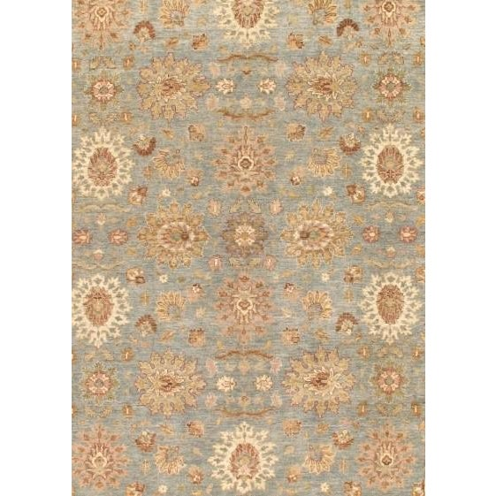 Original Pakistan/ Afghanistan Farahan Design Handmade Hand-knotted Vegetable Dyed This rugs are handmade from 100-percent...