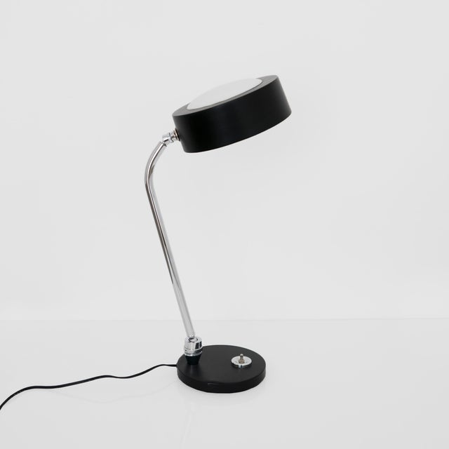 1950s Charlotte Perriand, Vintage Modernism Table Lamp, C. 1950 - 1959 For Sale - Image 5 of 5