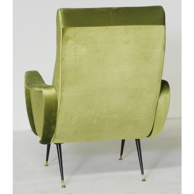 Marco Zanuso Style Mid-Century Lady Chairs - A Pair - Image 5 of 6