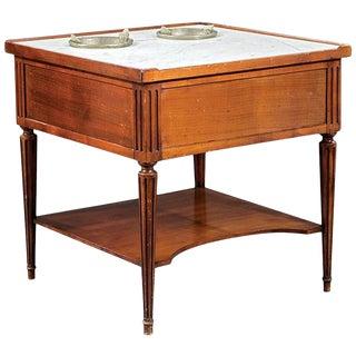 Louis XVI Fruitwood Rafraîchissoir, For Sale
