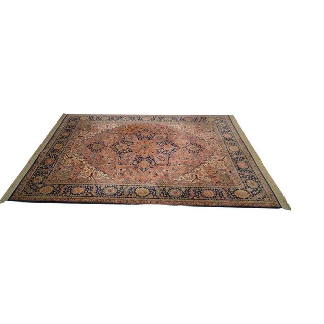 Karastan Heriz Serapi 9 X 12 Room Size Rug # 726 For Sale