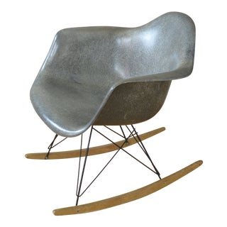 Charles & Ray Eames for Herman Miller Rocking Chair For Sale