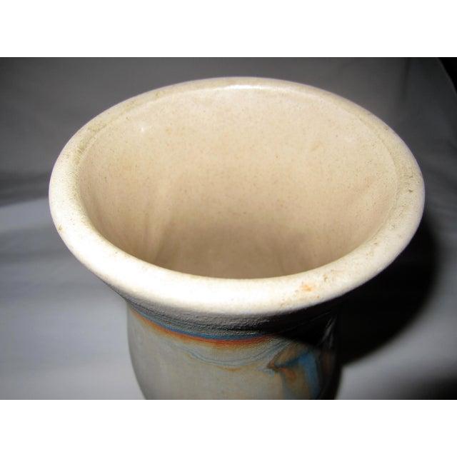 Vintage Nemadji Art Pottery Vase - Image 11 of 11