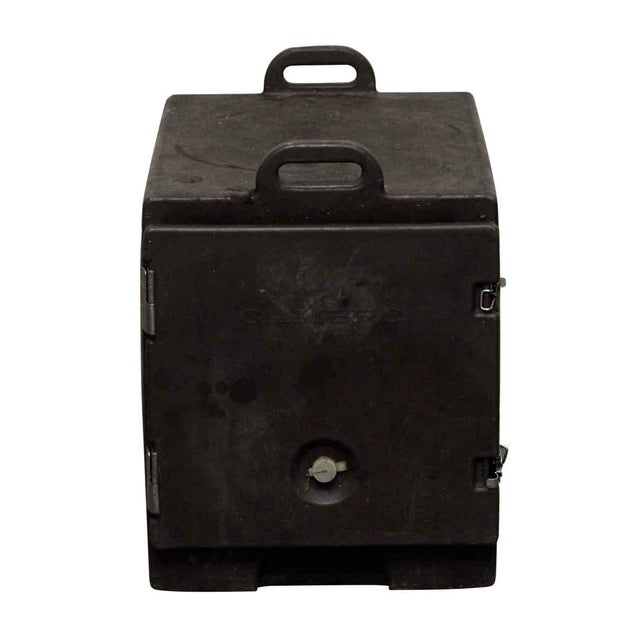 Industrial Cambro Black Food Pan Carrier For Sale - Image 3 of 7