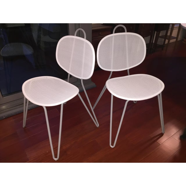 Paola Navone Italian Dining Chairs - Set of 6 - Image 7 of 7