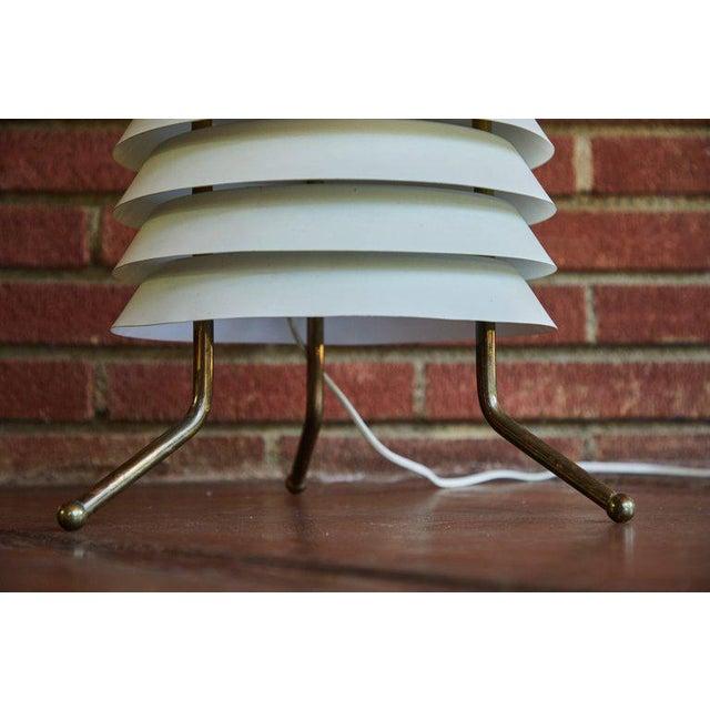 "1955 Modern Scandinavian Ilmari Tapiovaara 'Maija"" Floor Lamp For Sale - Image 9 of 12"