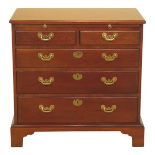 Councill Craftsmen Williamsburg Style Mahogany Bachelor Chest For Sale