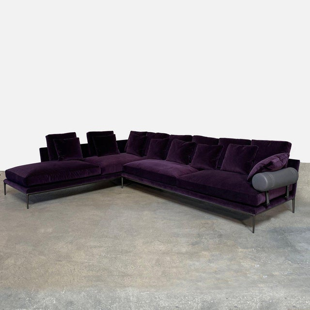 B&B Italia B&b Italia 'Atoll' Sectional For Sale - Image 4 of 12