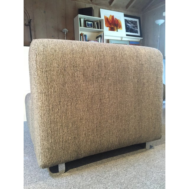 """Knoll """"Suzanne"""" Upholstered Chairs - A Pair - Image 4 of 8"""