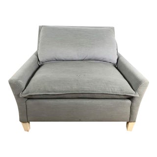 West Elm Contemporary Armchair