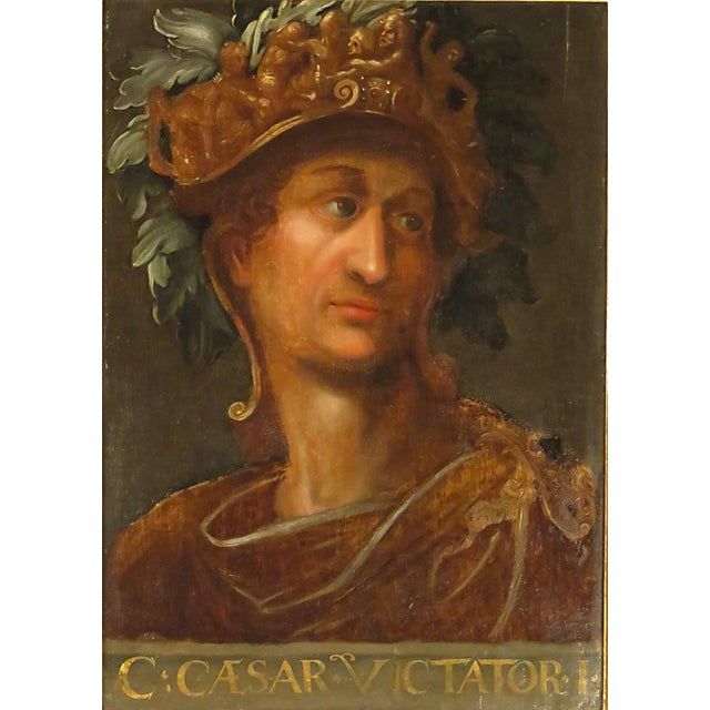 A favorite purchase of aristocrats on the Grand Tour was paintings of famous Roman Emperors from antiquity. Italian...