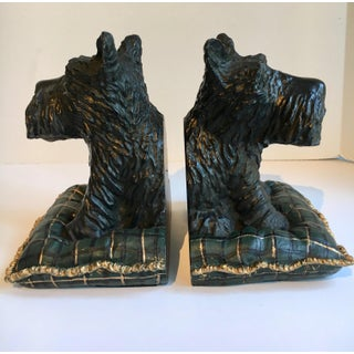Pair of Scottie Dog Bookends Preview