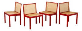 Image of Lacquer Club Chairs