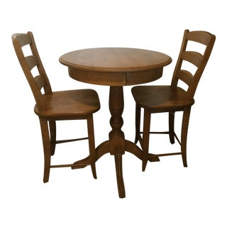 Solid Birch Kitchen Dining Set