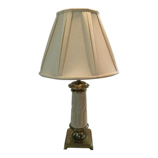 Vintage Stiffel & Lenox Table Lamp For Sale