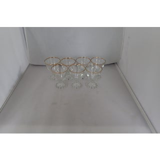 Midcentury Cocktail Glasses S/7 Preview