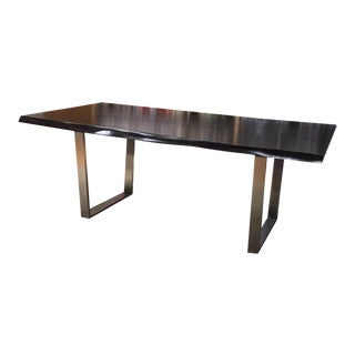 Harden Winchester Live Edge Dining Table Showroom Sample