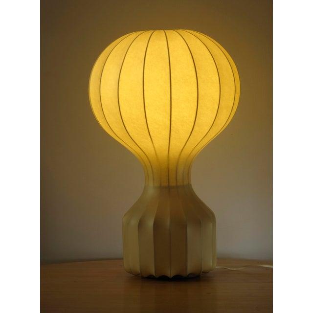 """Original Achille & Pier Giacomo Castiglioni """"Gatto"""" Table Lamp - Image 5 of 11"""