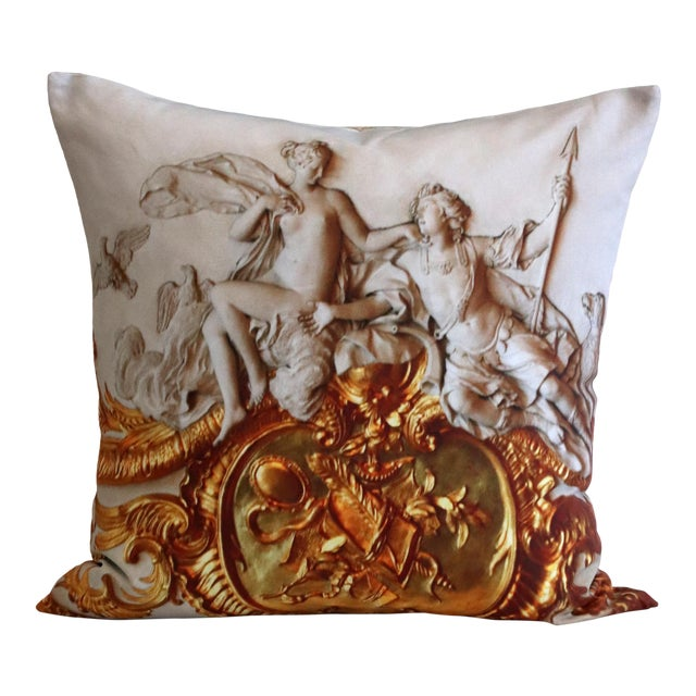 Paris Photo Pillow Hotel De Soubise For Sale