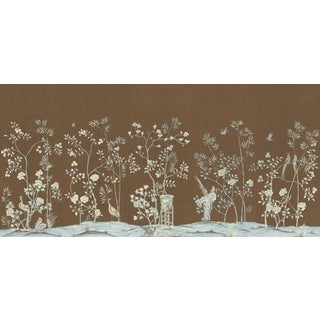 "Casa Cosima Rum Brighton Wallpaper Mural - 5 Panels 180"" W X 96"" H For Sale"