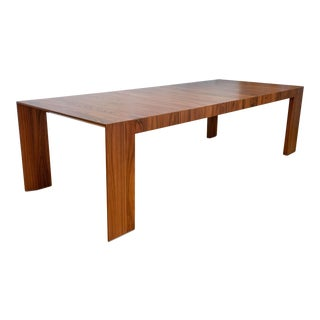 "Cassina ""El Dom"" Dining Table, Santos Rosewood, Mid Century Danish Modern For Sale"