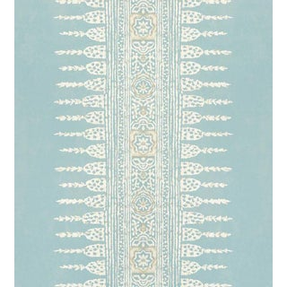 Javanese Stripe Wallpaper by Anna French - Price Per Roll For Sale