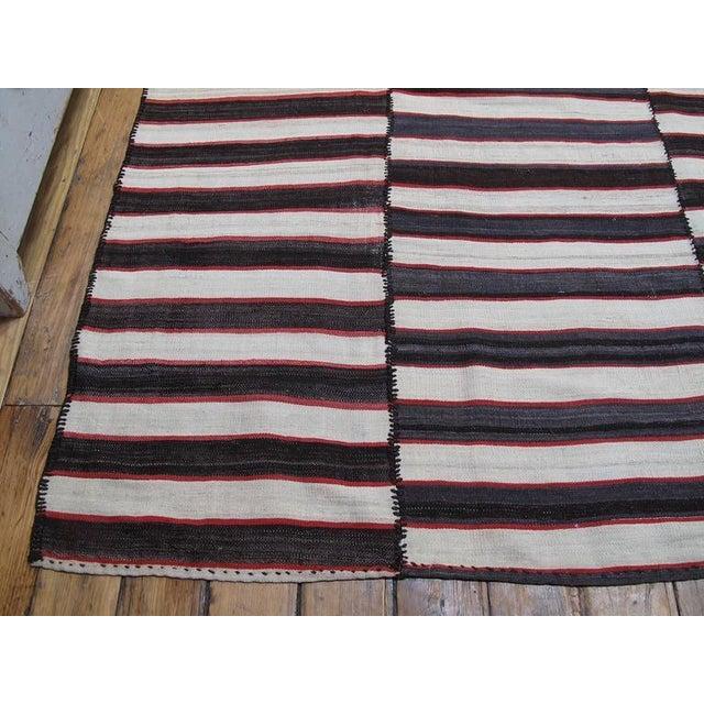 Islamic Small Mazanderan Kilim For Sale - Image 3 of 9
