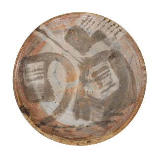 Peter Voulkos Style Charger For Sale
