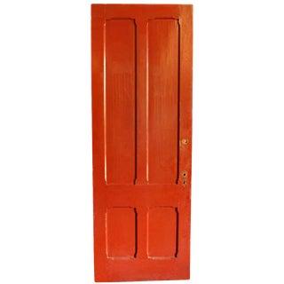 Gothic Mahogany Interior Door
