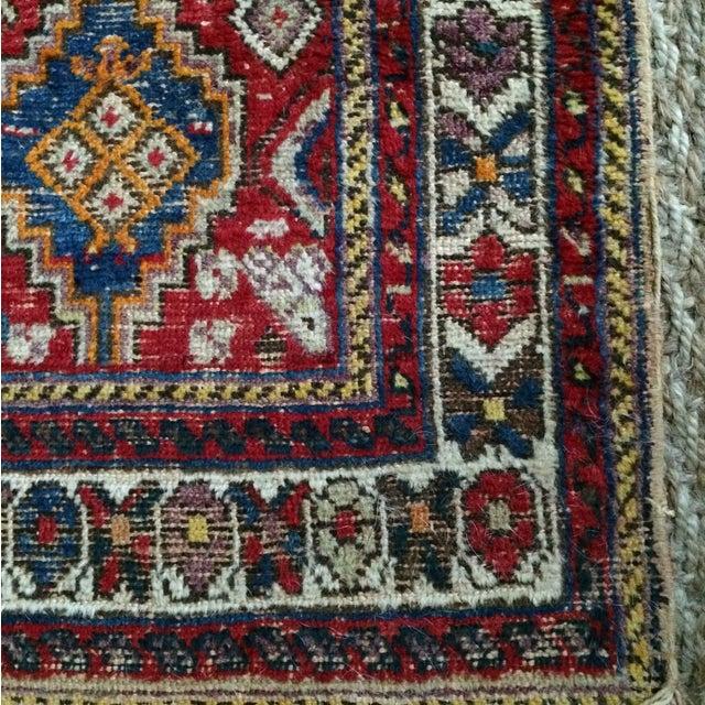 Vintage Turkish Rug - 4′11″ × 6′1″ - Image 8 of 9