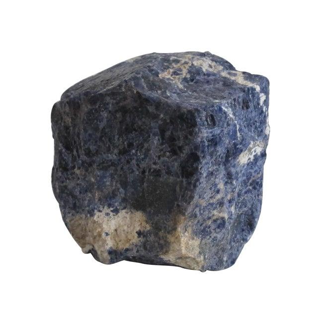 Blue & White Sodalite Mineral Specimen - Image 1 of 3