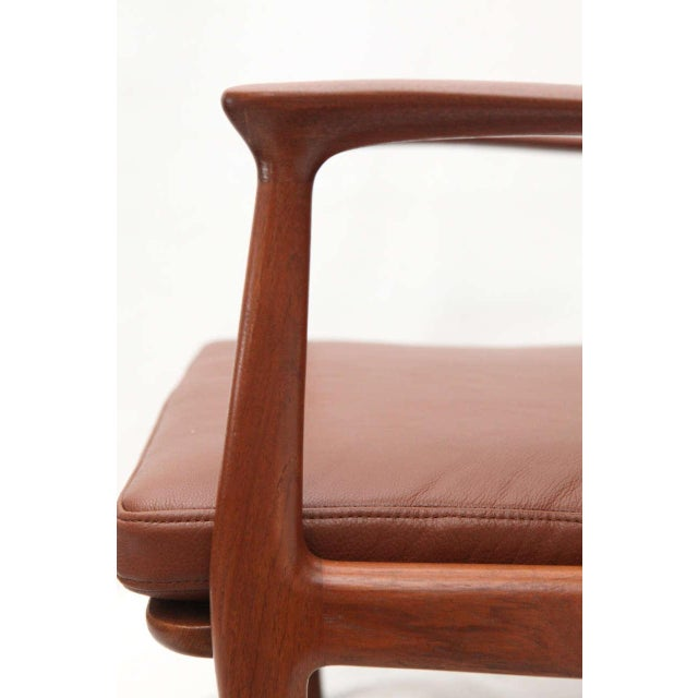 Pair of S. A. Andersen Lounge Chairs - Image 7 of 10