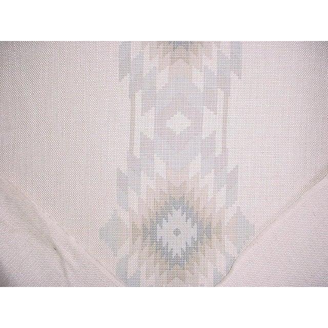 Andrew Martin Southwestern Andrew Martin Cruz Desert Southwest Printed Ikat Upholstery Fabric - 4-7/8y For Sale - Image 4 of 5