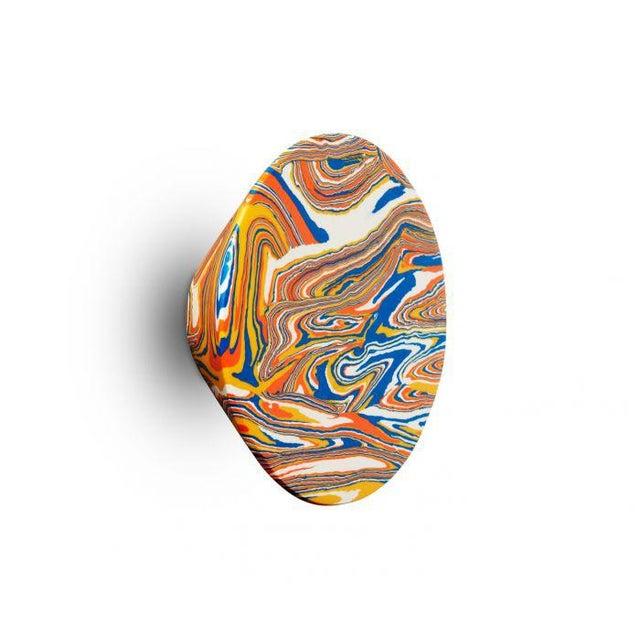 Tom Dixon Tom Dixon Swirl Cone Hook For Sale - Image 4 of 10