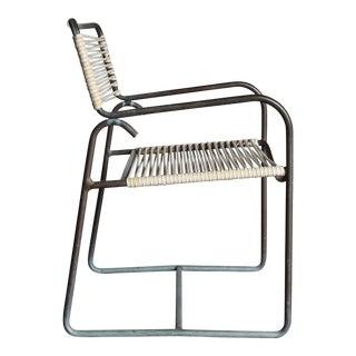 Walter Lamb Armchair for Brown Jordan, Circa 1960 For Sale