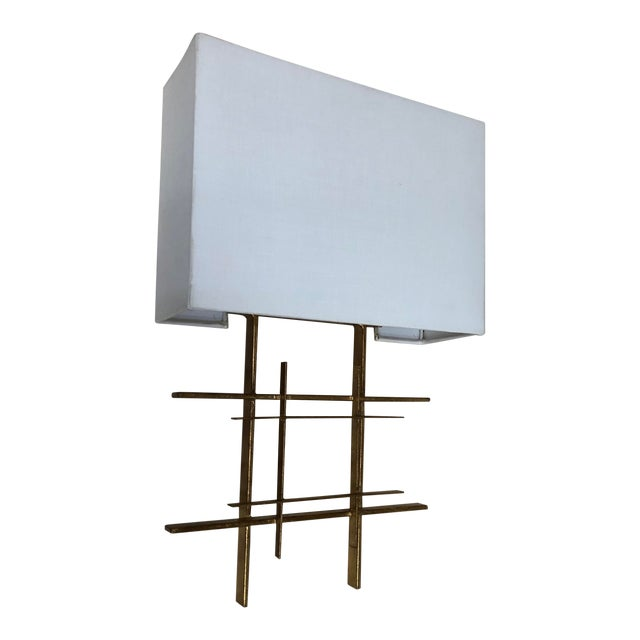 Felicity Wall Sconce by Currey & Company For Sale