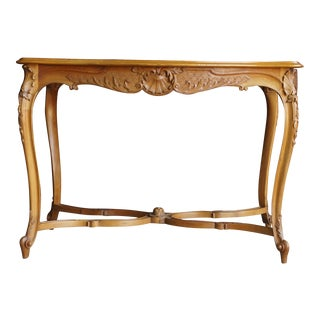 Early 20th Century French Console Table For Sale