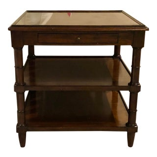 Kellogg 3-Tiered Side Table For Sale