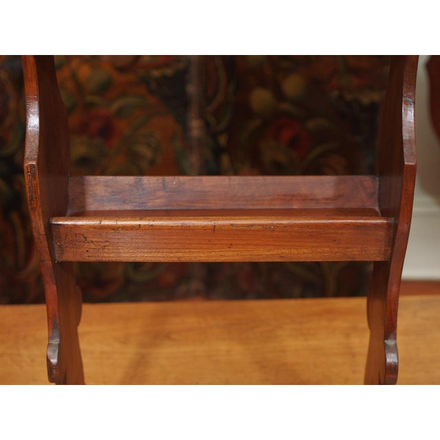 Mid 19th Century A 19th c. Restauration Table For Sale - Image 5 of 9