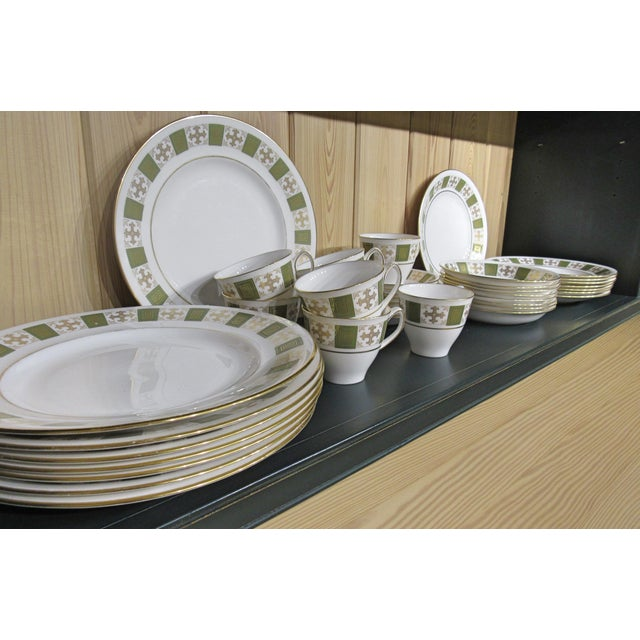 Mid 20th Century Spode Dishes Set For Sale - Image 5 of 9