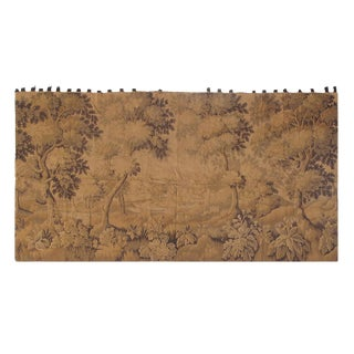 1930s Vintage Pasargad French Tapestry - 5′9″ × 12′ For Sale