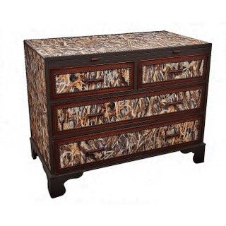 Arundel Mahogany Uk Grassland Camo Dresser Preview