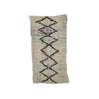 1980s Azilal Moroccan Rug - 8′10″ × 15′8″ For Sale