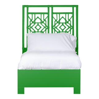 Tulum Bed Twin - Bright Green For Sale