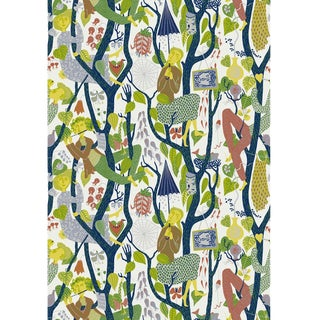 Melodi Wallpaper by Borastapeter Wallpaper - This Is a Sample For Sale