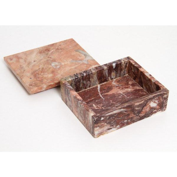 Vintage Marble Trinket Box - Image 4 of 6